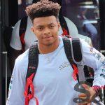 Justin Fields Ohio State Football Buckeyes Quarterback
