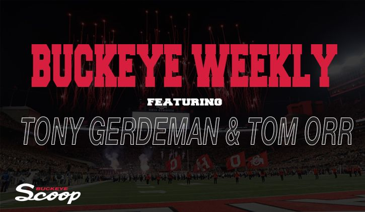 Buckeye Weekly Podcast an Ohio State Podcast