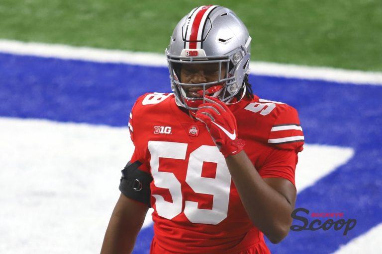 Darrion Henry-Young Ohio State Buckeyes