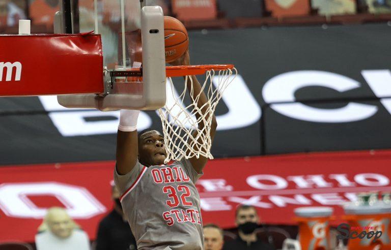 Ohio State basketball EJ Liddell
