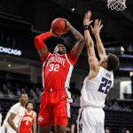 EJ Liddell Ohio State Buckeyes Basketball