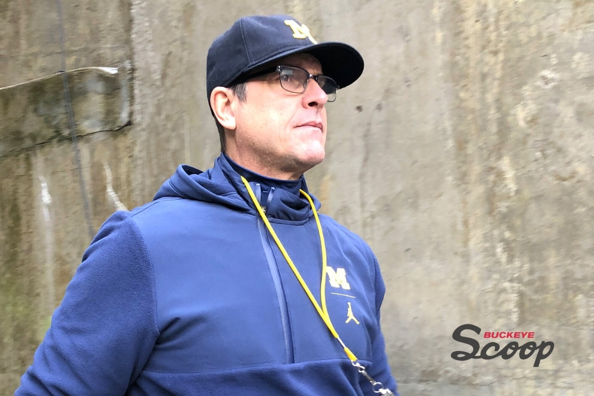Jim Harbaugh Head Coach Michigan