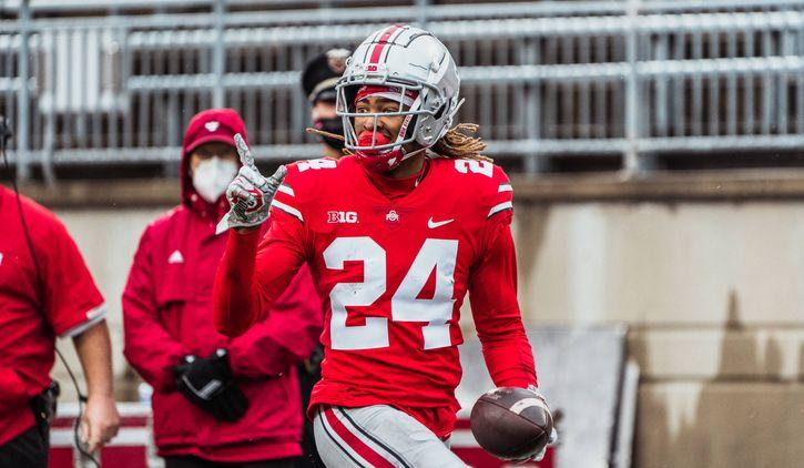 Shaun Wade Ohio State Football Buckeyes