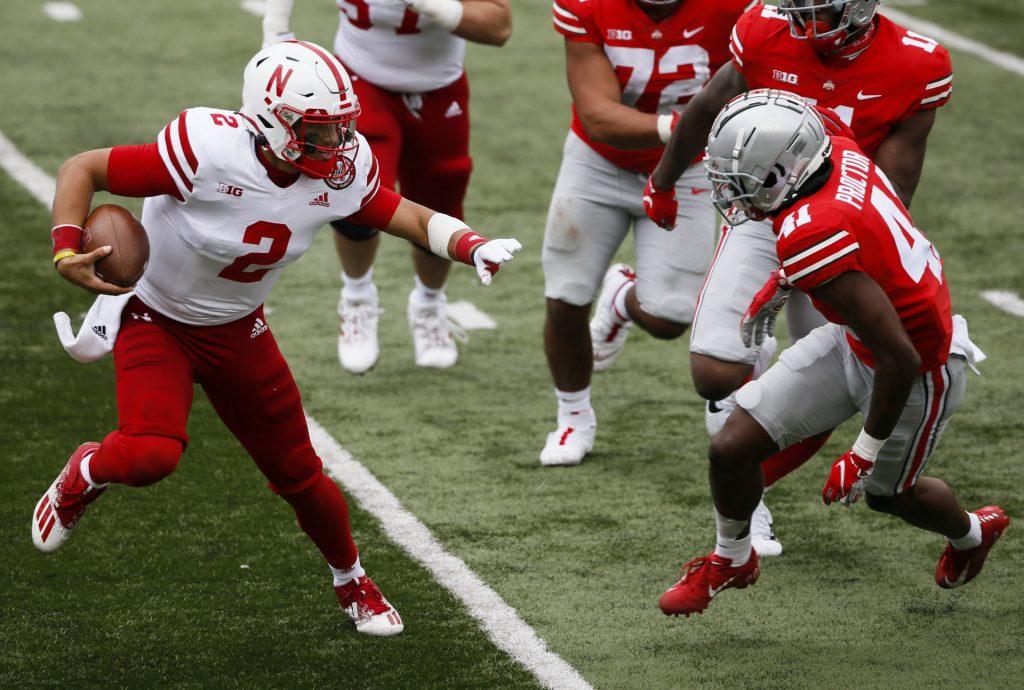 Nebraska Cornhuskers football Josh Proctor