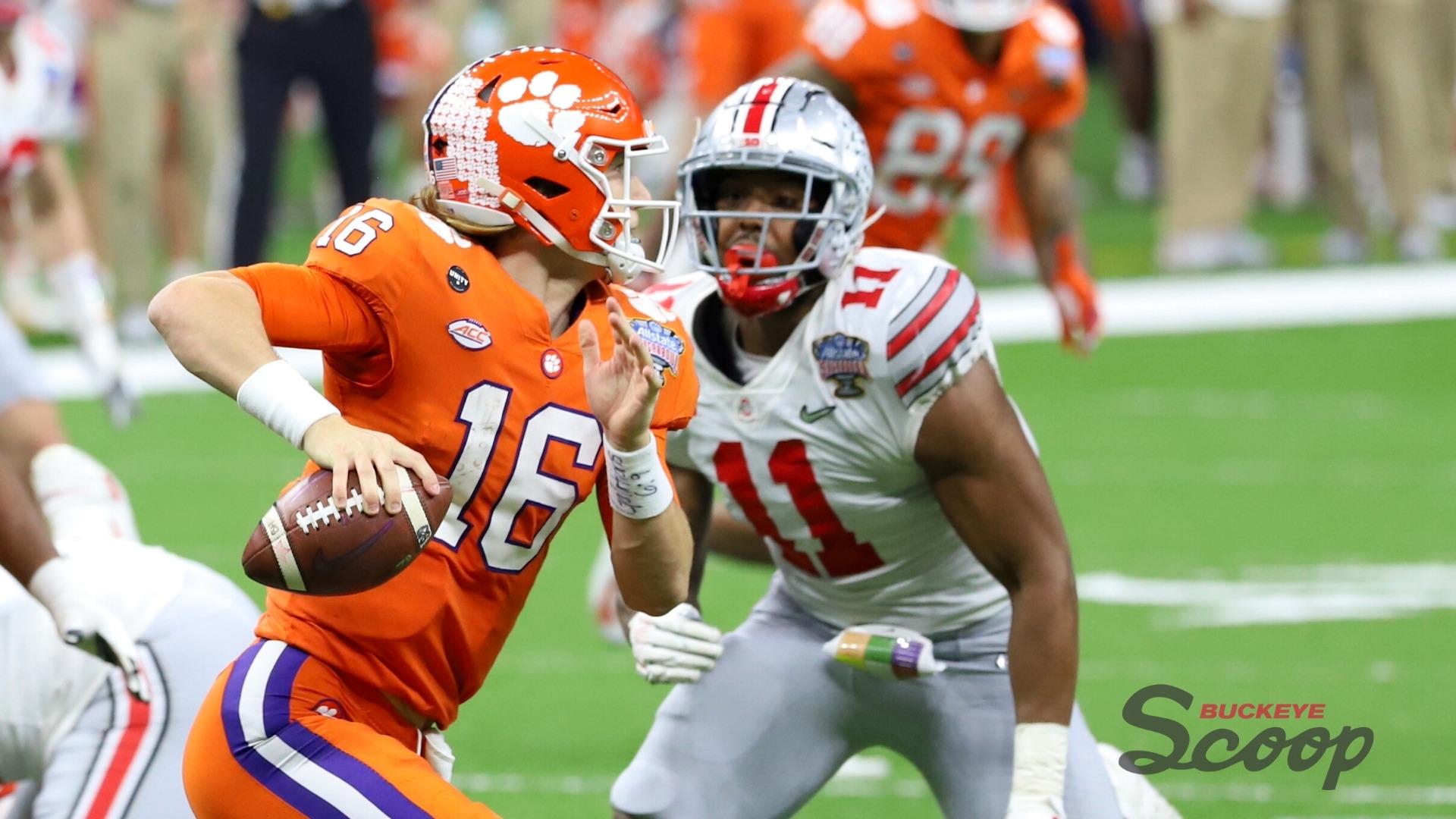 Tyreke Smith Ohio State Football Buckeyes