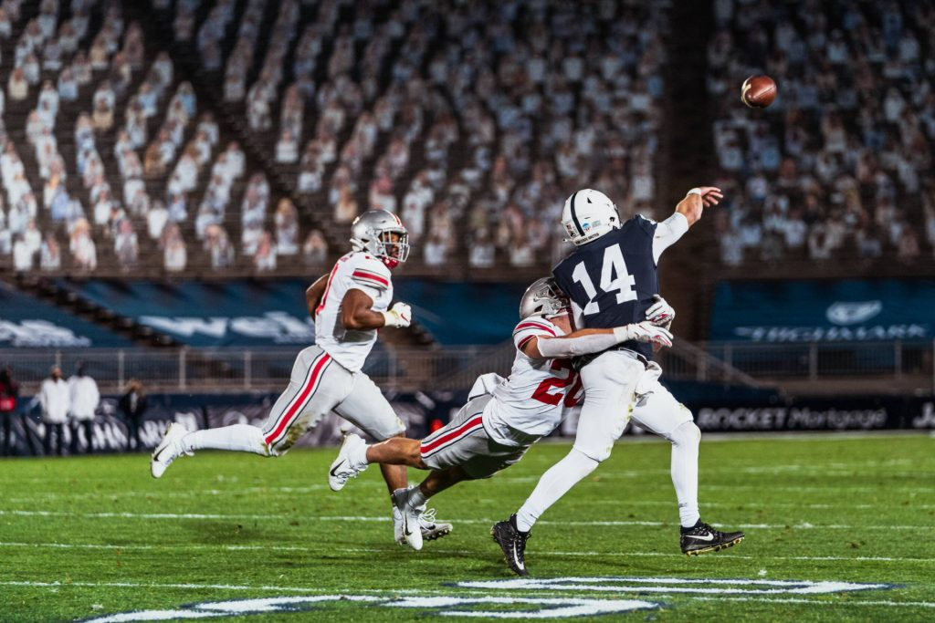Ohio State at Penn State