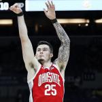 Kyle Young Ohio State Buckeyes Basketball