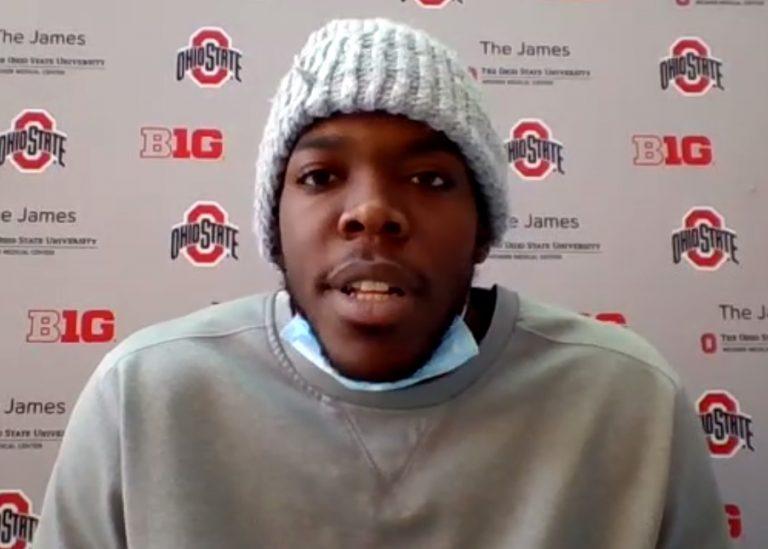 Zach Harrison Ohio State Buckeyes