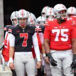Ohio State Buckeyes football CJ Stroud Thayer Munford