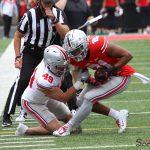 Ohio State football Roen McCullough Evan Pryor Buckeyes Running Back