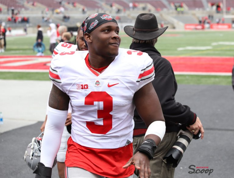 Ohio State football Teradja Mitchell Buckeyes