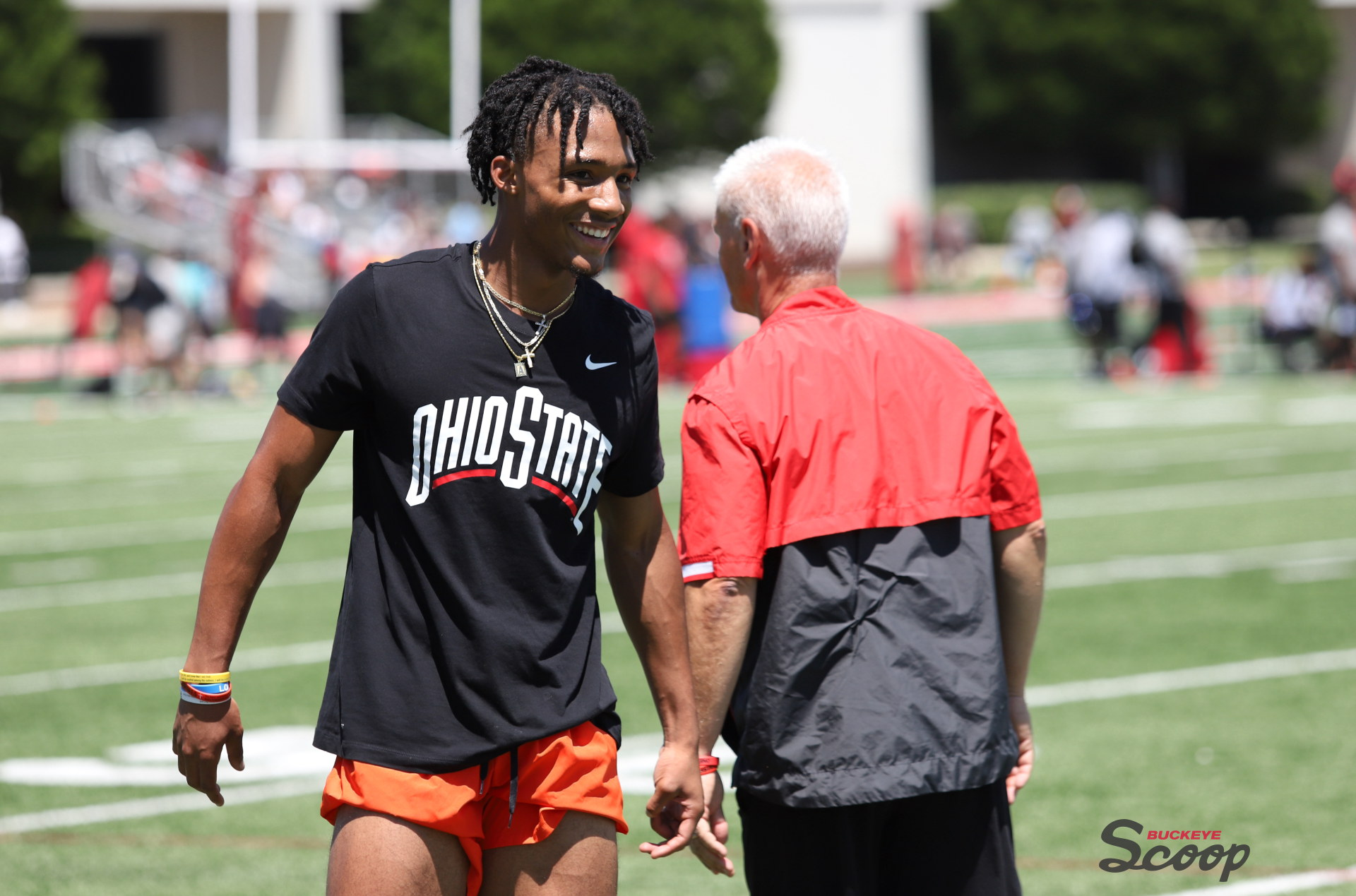 Ohio State football recruiting AJ Harris