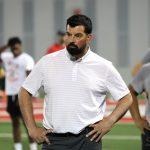 Ohio State Buckeyes head football coach Ryan Day