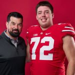 Addison Nichols on his Ohio State official visit