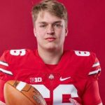George Fitzpatrick Ohio State Buckeyes on his Ohio State official visit