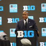 Big Ten commissioner Kevin Warren Big Ten Media Days