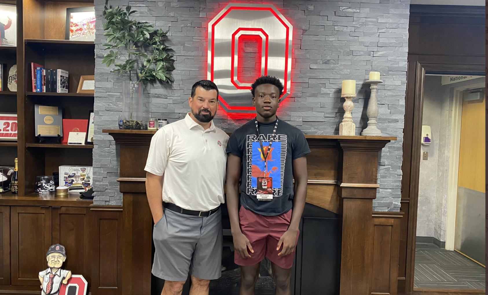 Moussa Kane On His Ohio State Visit