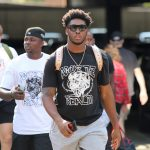 Ohio State football hotel check-in day Javontae Jean-Baptiste