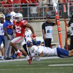 Ohio State football Treveyon Henderson