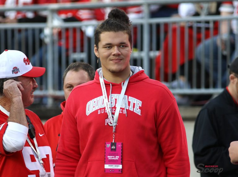Ohio State football recruiting Avery Henry
