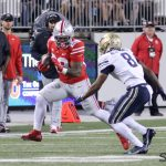 Miiyan Williams Ohio State Buckeyes Running Back
