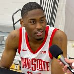 Ohio State Basketball Guard Malakai Branham