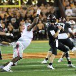 Ohio State football Zach Harrison strip sack Minnesota