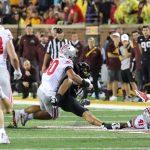 Cody Simon Ohio State Buckeyes Linebacker