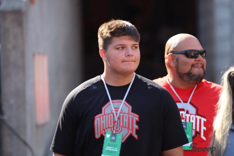 Ohio State Buckeyes football Josh Padilla