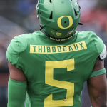 Kayvon Thibodeaux is questionable entering the Ohio State game