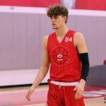 Ohio State forward Kalen Etzler