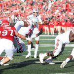Ohio State quarterback CJ Stroud